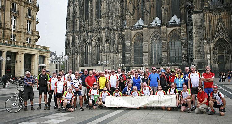 Radsportgruppe Breinig: Strampeln für die Mexico-Hilfe