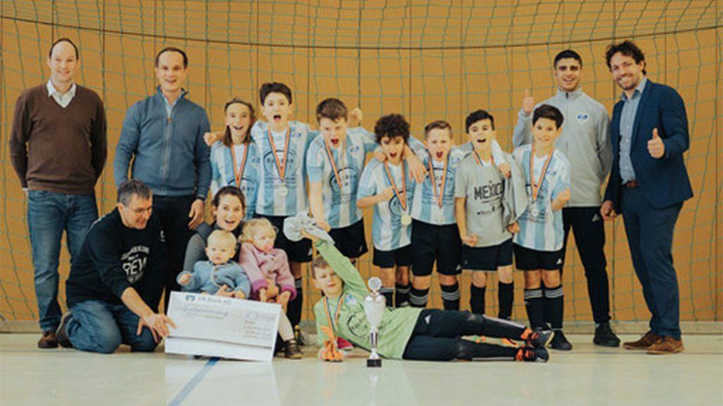 SV Breinig – 30 Jahre Jugendfußball für Egidius Braun und die Mexico-Hilfe