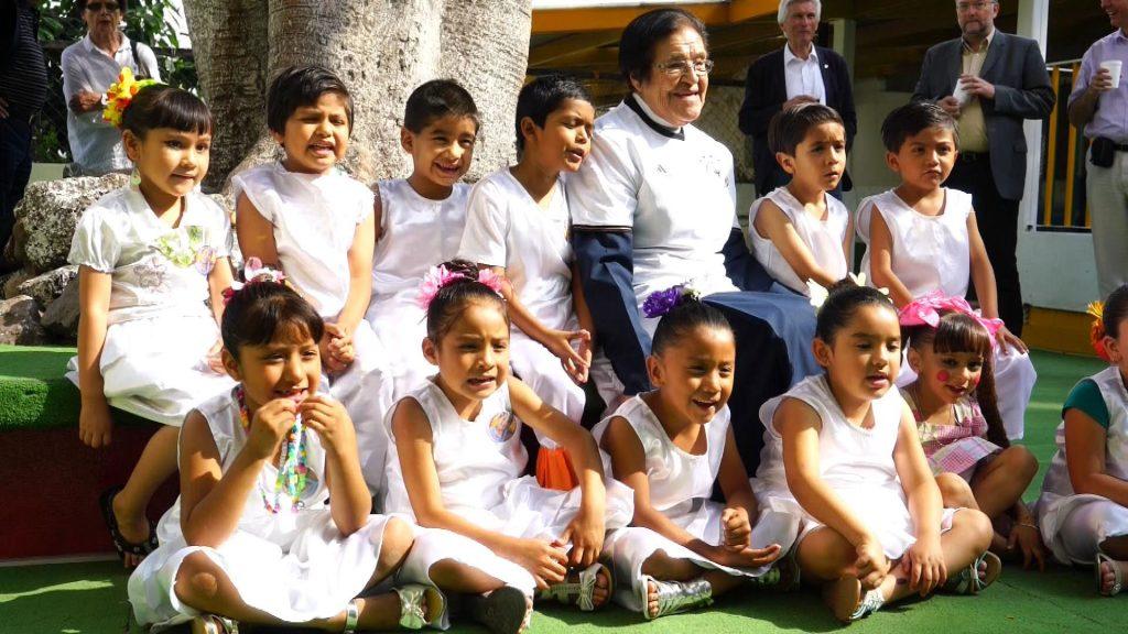 Seit 75 Jahren im Einsatz für benachteiligte Kinder